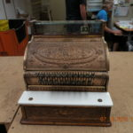 Antique Cash Register - cha ching
