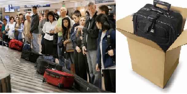 Luggage Ship Ahead Service