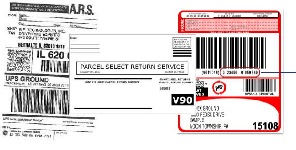 Prepaid Return Labels